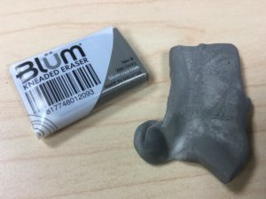 BLUM™ Erasers & Printmaking Blocks