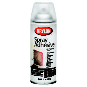 KRYLON® Spray Adhesives