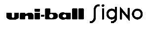 UNI-BALL Signo Gel Pen