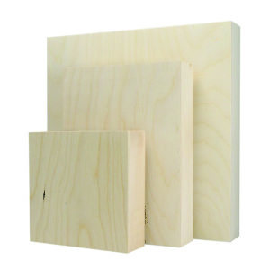 "Gallery Braced Wood 1-5/8"" Panels"