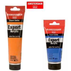 AMSTERDAM ® Acrylic Expert Series & Sets