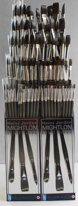 Brush Displays