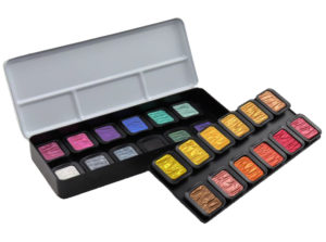 FINETEC® Watercolour Sets