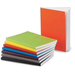 EcoQua Glued & Dotted Page Notebooks - A5 (14.8cm x 21cm) - 90 sheets