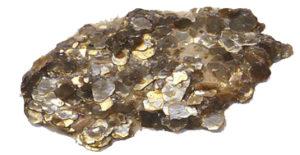 Gold Mica Flake Large