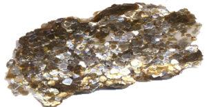 Gold Mica Flake small
