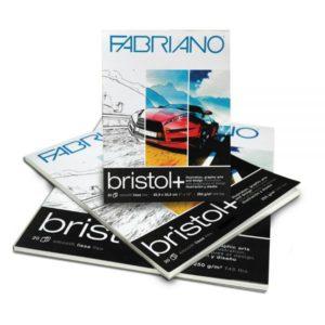Fabriano® Bristol Sheet & Pads