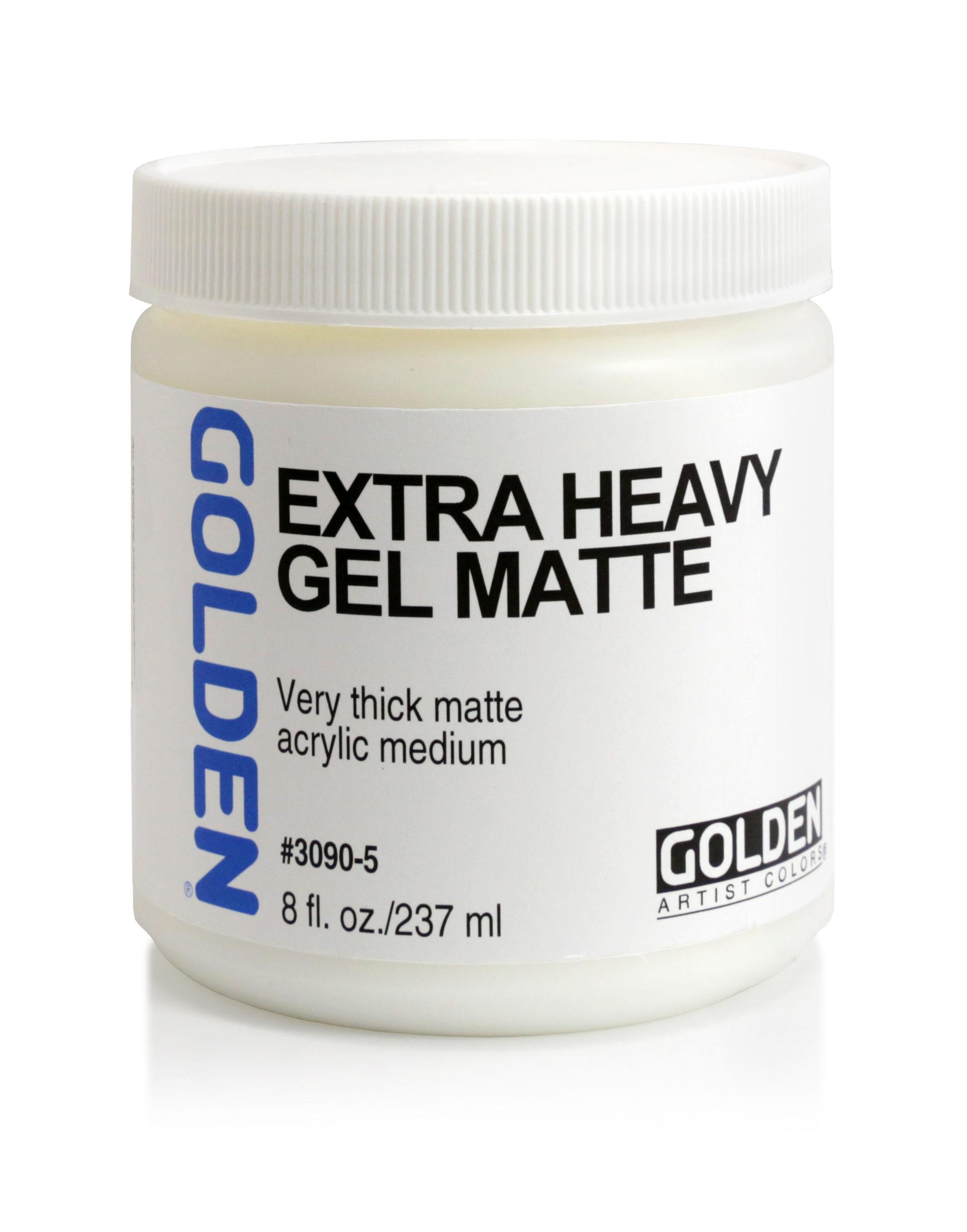 Extra Heavy Gel Matte