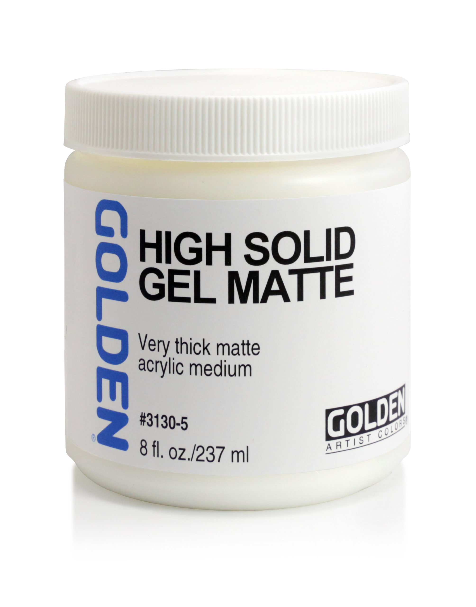 High Solid Gel Matte
