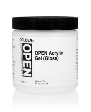 OPEN Acrylic Medium (Gloss)