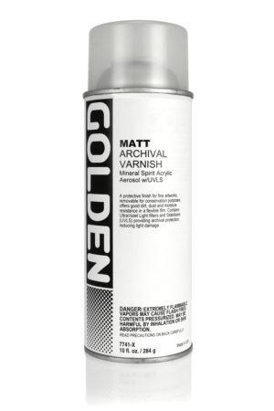 MSA Spray Varnish Matte