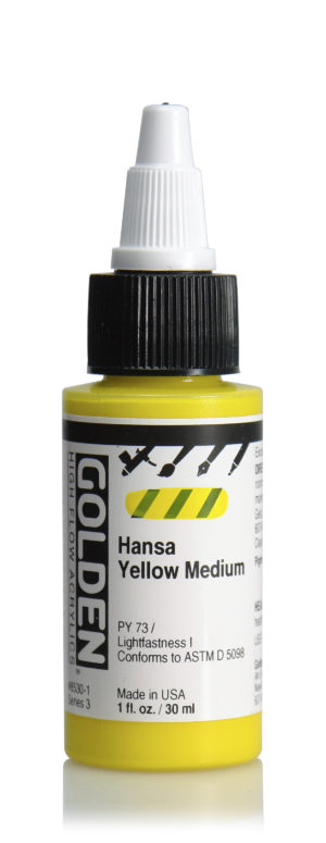HF Hansa Yellow Medium