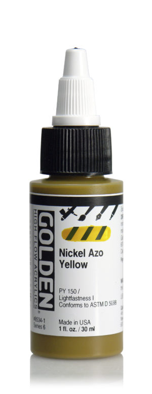 HF Nickel Azo Yellow