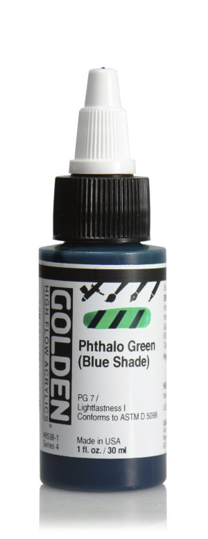 HF Phthalo Green (Blue Shade)
