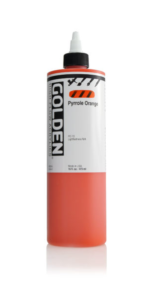 HF Pyrrole Orange