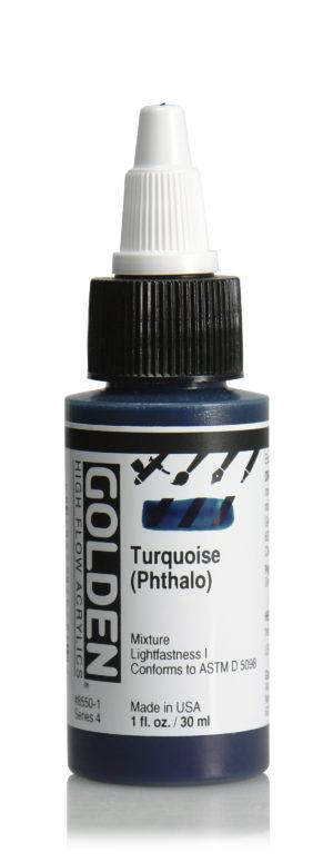 HF Turquois (Phthalo)