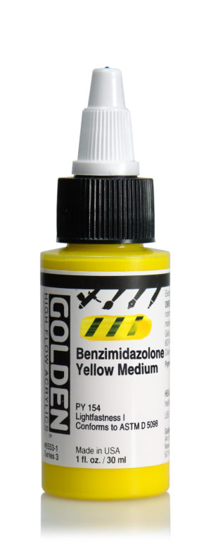 HF Benzimidazolone Yellow Medium