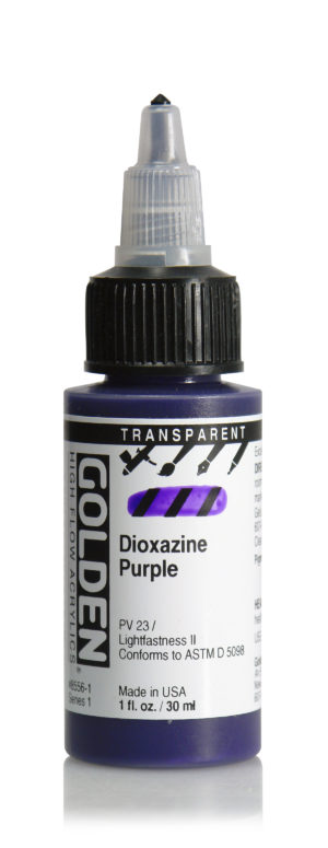 HF Transparent Dioxazine Purple