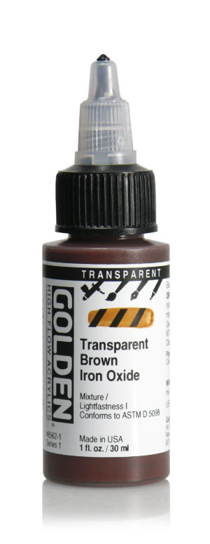 HF Transparent Brown Iron Oxide