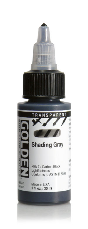 HF Transparent Shading Gray