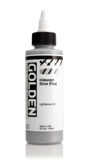 HF Iridescent Silver (Fine)