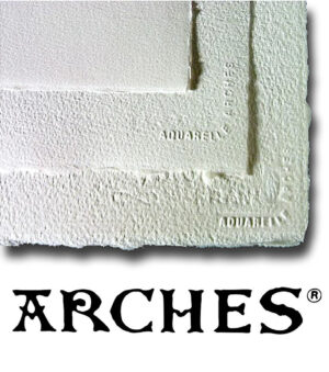 Arches Watercolour Sheets & Rolls