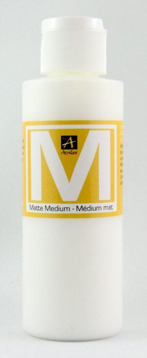 HJ Acrilex® Matte Medium