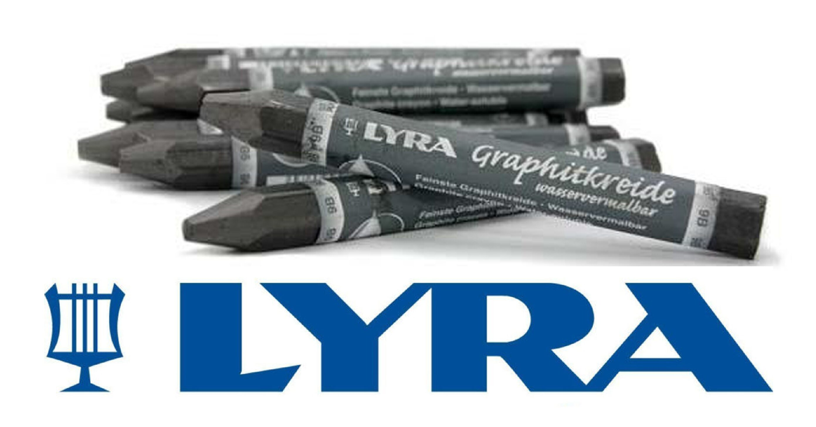 LYRA™ Graphite Crayons