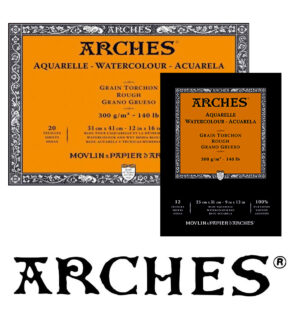 Arches watercolour pads & blocks