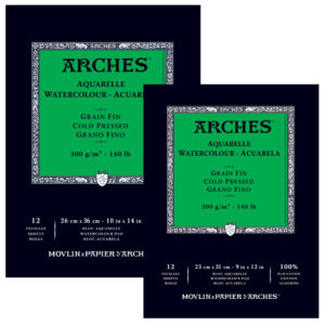 ARCHES® Watercolour Cold Pressed Pads