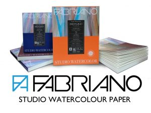 Fabriano® Studio Watercolour Papers