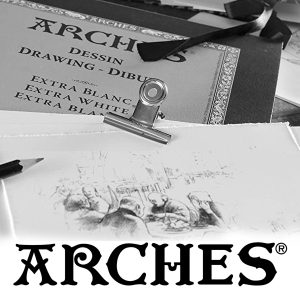Arches® Drawing Pads
