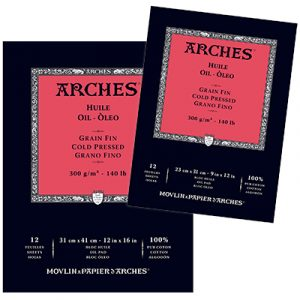 ARCHES® Oil Paper Pads