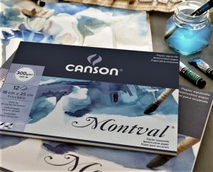 Canson® Montval® Watercolor Papers