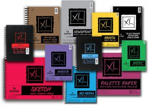 Canson® XL® drawing paper series