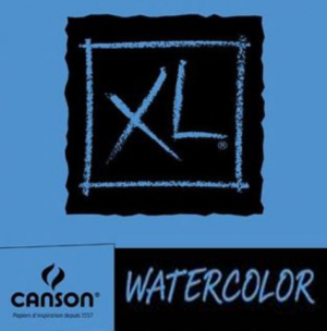 Canson® XL® Watercolour Pads