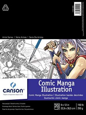 Canson® Comic/Manga Pads & Art Book