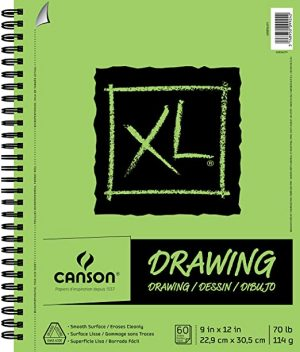Canson® XL® Drawing Pads & Hardcover Books (70lbs./114g.)