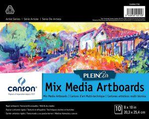 Canson® Mix Media Plein Air Art Boards