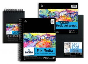 Canson® Mix Media Drawing Papers