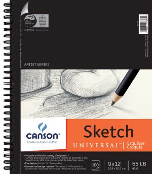 Canson® Universal Sketch Pads