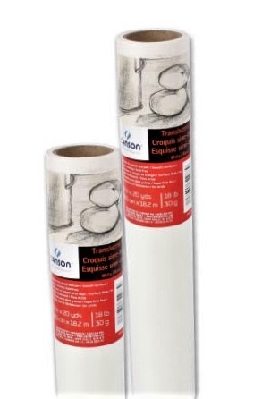 Canson® Tracing Rolls