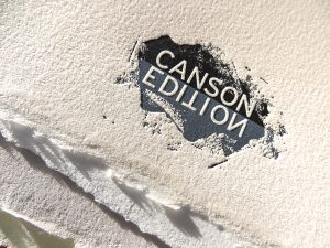 Canson® Edition Printmaking Papers