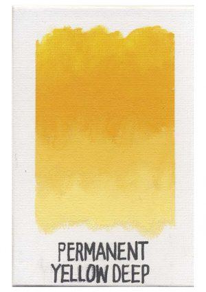 WILLIAMSBURG oils PERMANENT YELLOW DEEP 423