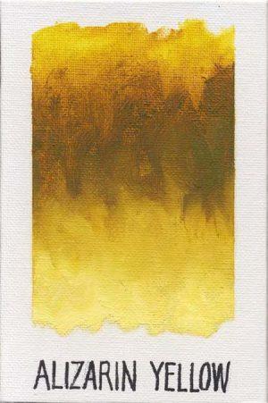 WILLIAMSBURG oils ALIZARIN YELLOW 514