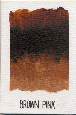 WILLIAMSBURG oils BROWN PINK 1484