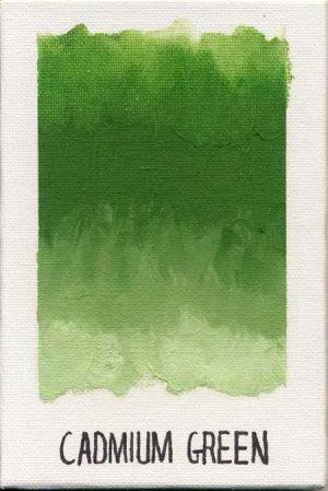WILLIAMSBURG oils CADMIUM GREEN 1186