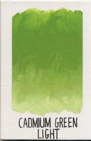 WILLIAMSBURG oils CADMIUM GREEN LIGHT 1146