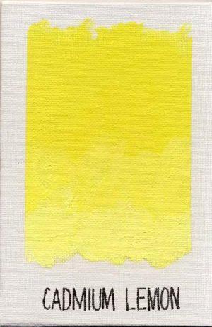WILLIAMSBURG oils CADMIUM LEMON 246
