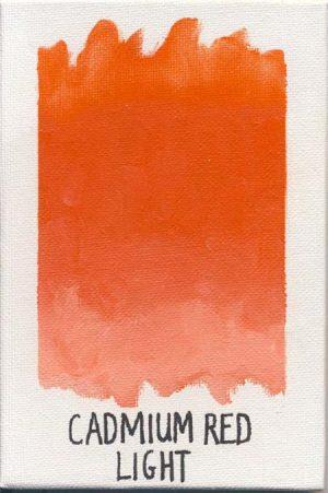 WILLIAMSBURG oils CADMIUM RED LIGHT 587